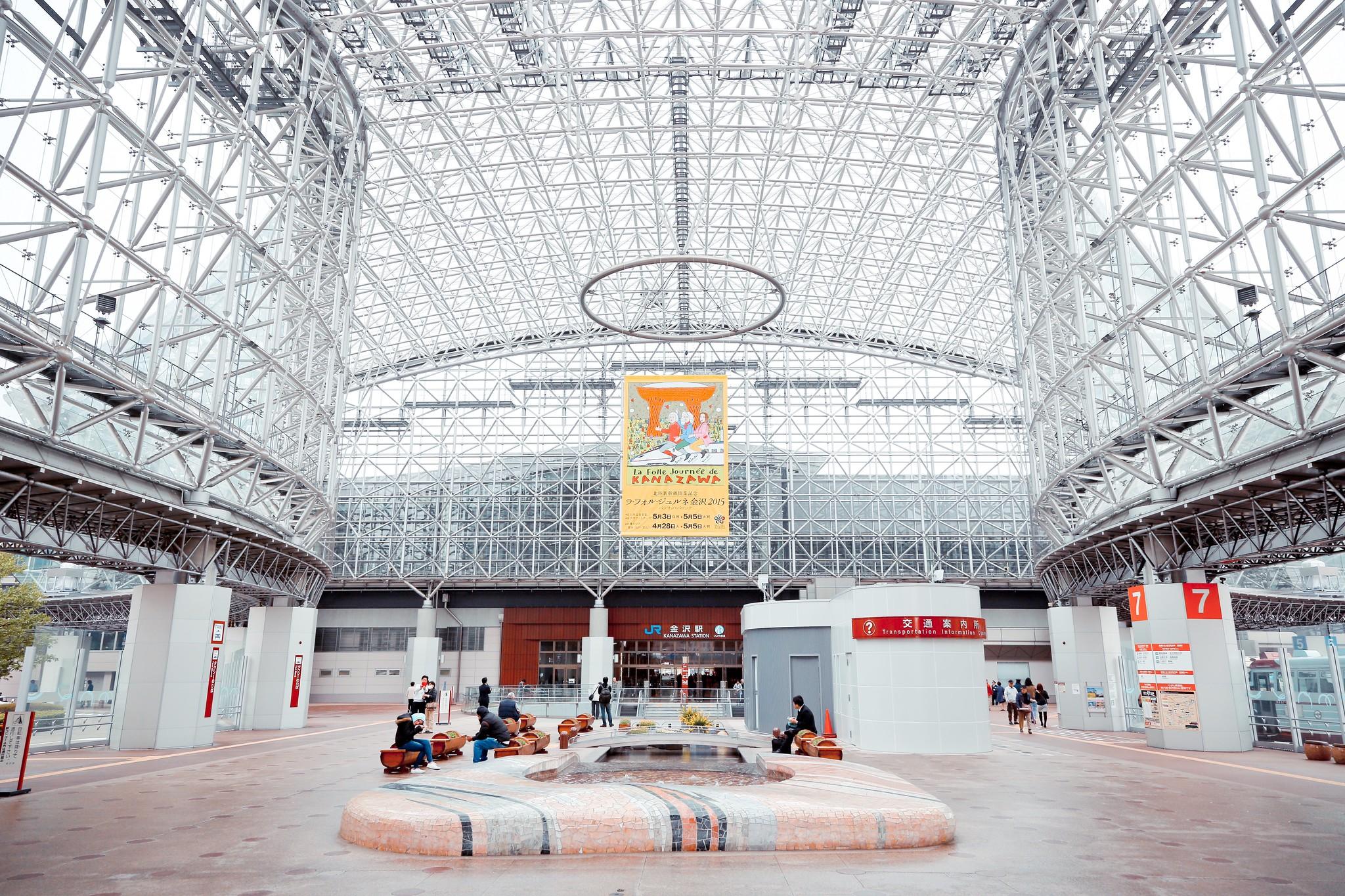 JR金沢駅 Kanazawa Station