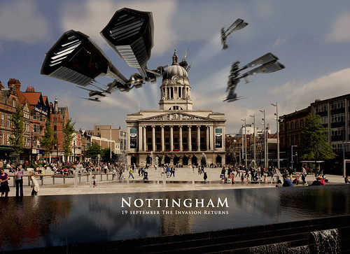 Nottingham EveNT Wallpaper
