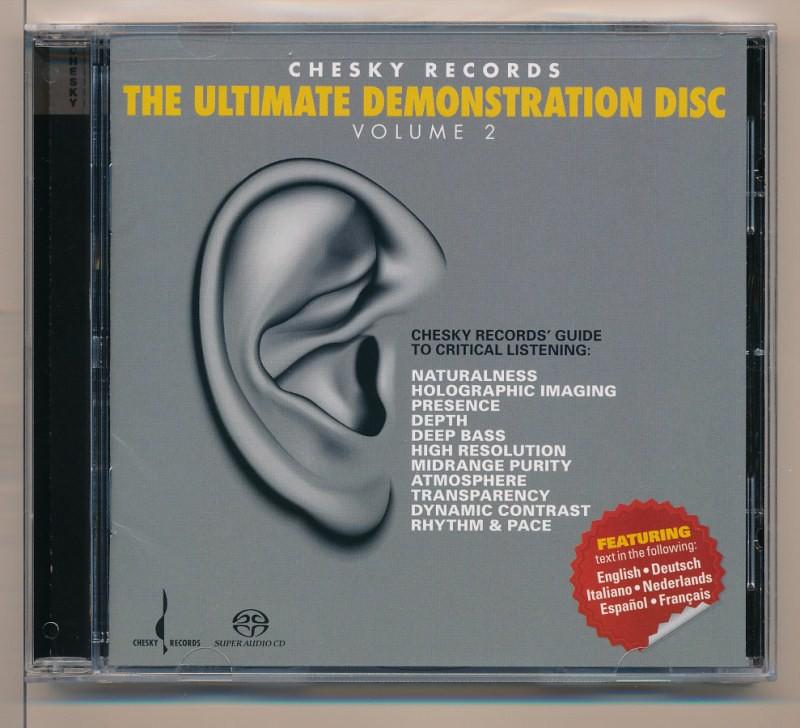 Various - Demonstration CD