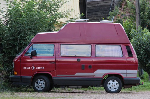 Volkswagen Westfalia Club Joker