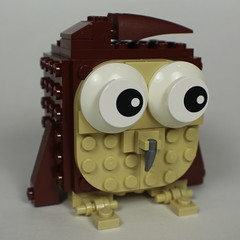 Owl Blockhead