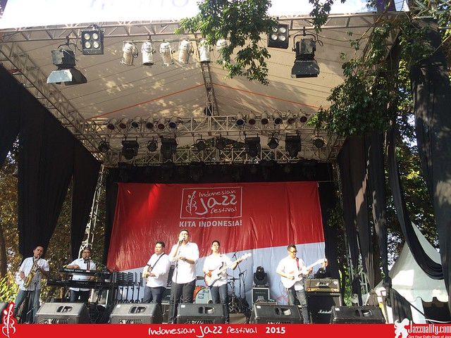 Indonesian Jazz Festival 2015 - Jast5 (2)