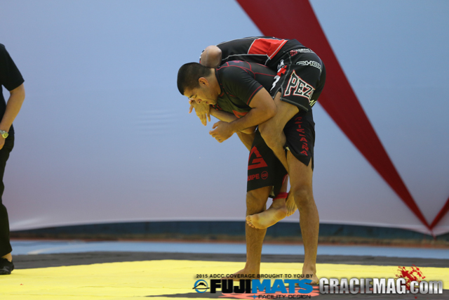 2015 ADCC - Day 1 -88kg