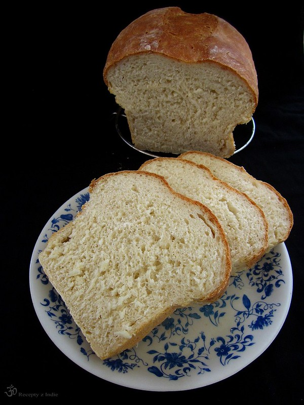 Mliecny chlieb