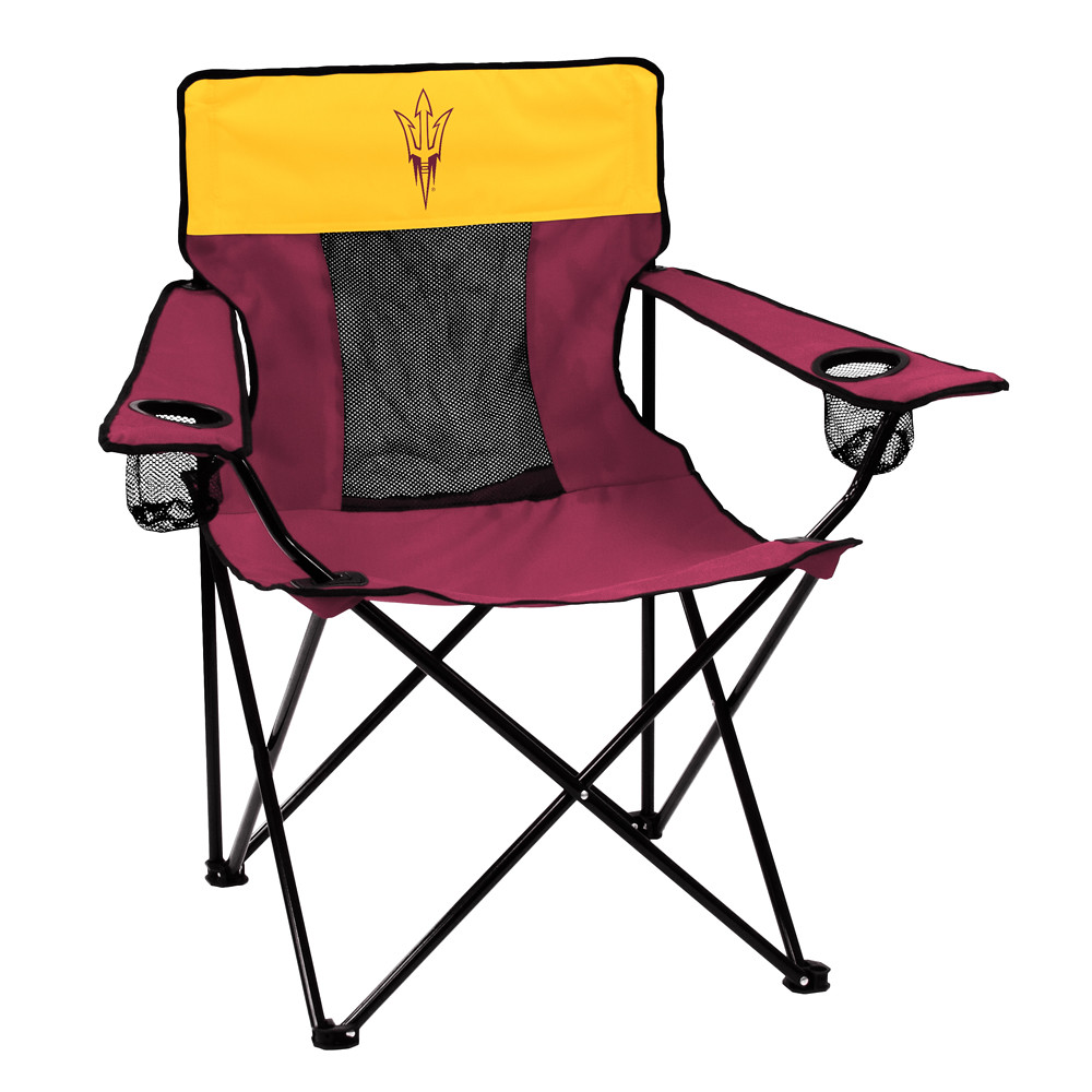 Arizona State Elite TailGate/Camping Chair