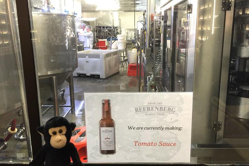 Beerenberg factory