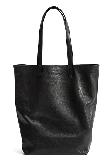 Leather Basic Tote