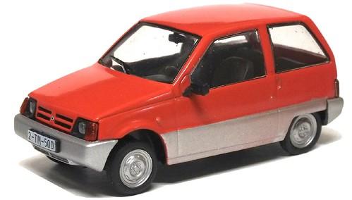 IXO x DeA Dacia 500 Lastun