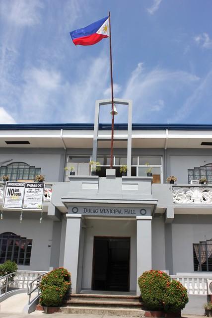 Dulag Municipal Hall