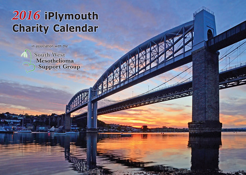 2016 iPlymouth Charity Calendar