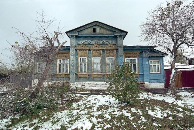 Гороховец. Бывшее здание Воеводской канцелярии.