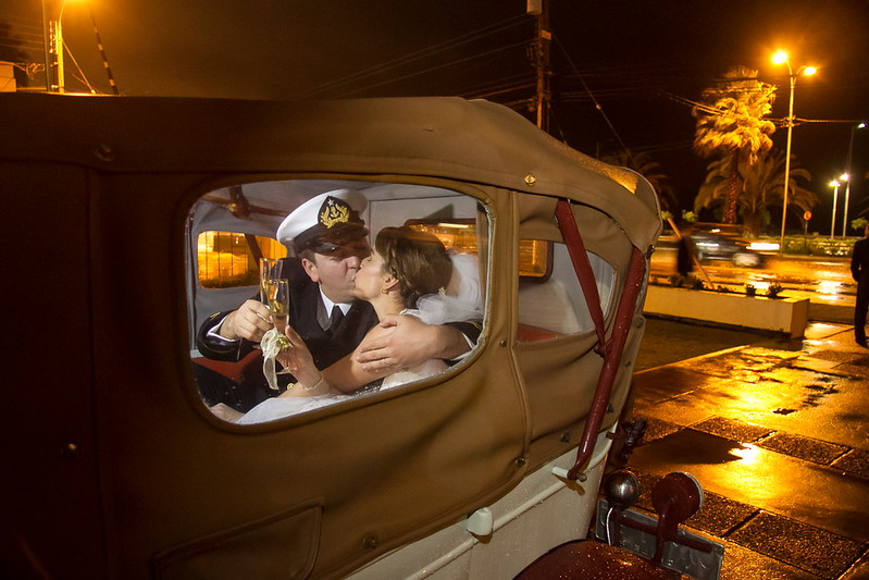 Un beso en Las Salinas