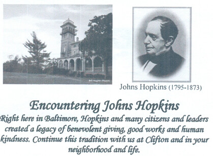 Encountering Johns Hopkins