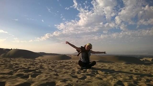 désert Pérou
