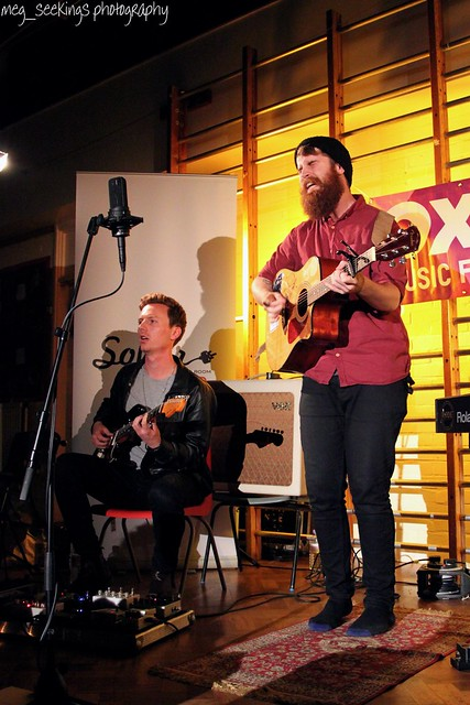 Sofar Sounds Oxford - 8/10/15