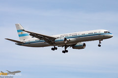 Argentinian Air Force 757-200 T-01