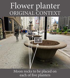 Flower planter: original context