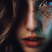 eyes and lights by Cristina Hoch