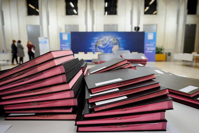 Signature de la convention « Territoire à énergie positive pour la croissance verte »