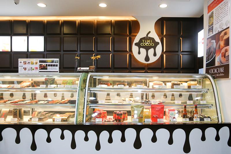 【台北車站飲料店】提米可可。進軍連鎖飲料的巧克力雲莊,茶與巧克力的美味結合「TIMI COCOA 提米可可 甜點飲品」。