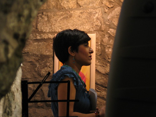 Sepideh Jodeyri at Shore Poets October (9)