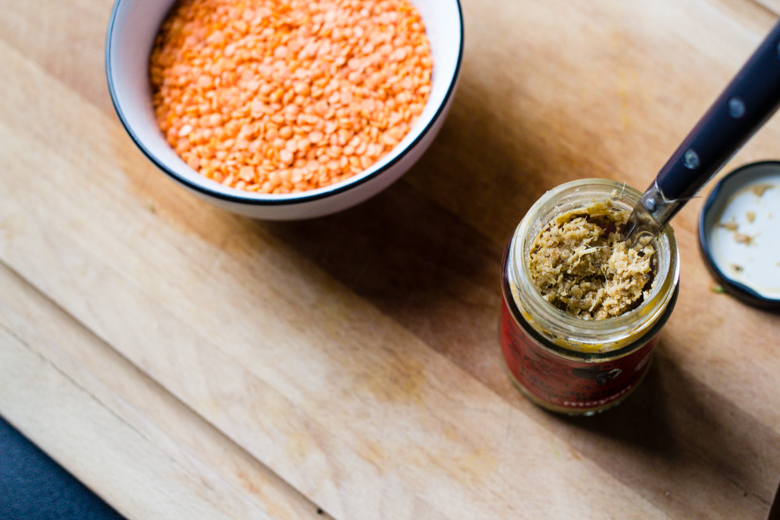 curry paste/time saver