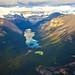 Alpine Helicopter - Canmore, Alberta - October, 2015 by John Bollwitt