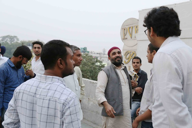 Mission Delhi - Faisal Khan, Indian Coffee House & Ghaffar Manzil