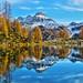 Lago dei Pozzöi - Ticino - Switzerland by Felina Photography