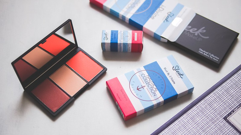 Sleek Makeup Nautical Collection