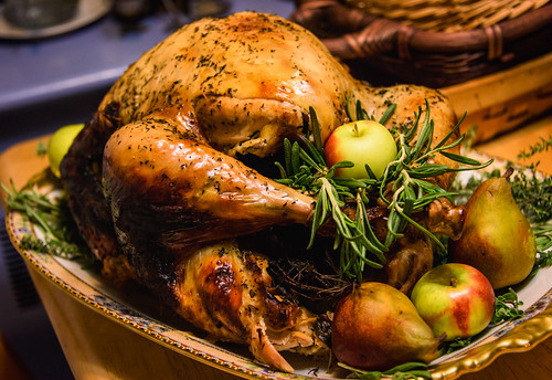 Aunt Brenda's Traditional Thanksgiving Turkey by Geoff Livingston