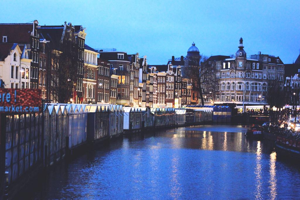 Amsterdam Flower Market 2015