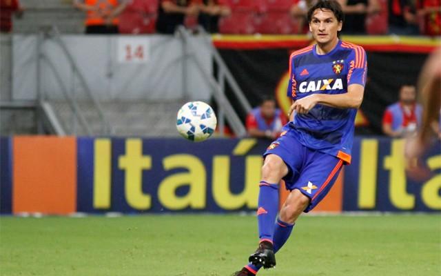 Matheus Ferraz acredita em recupera��o do Sport no Pernambucano