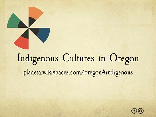 Indigenous Cultures in Oregon
