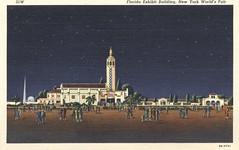 Florida Exhibit Building - 1939 New York World's Fair
