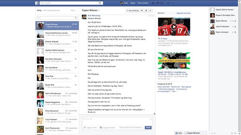 brisner facebook