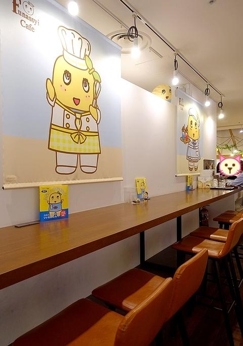 東京必吃船梨精主題咖啡店07