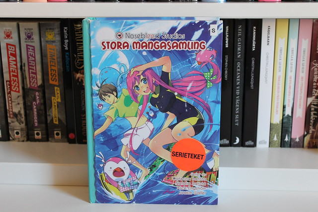 Nosebleed Studios Stora Mangasamling