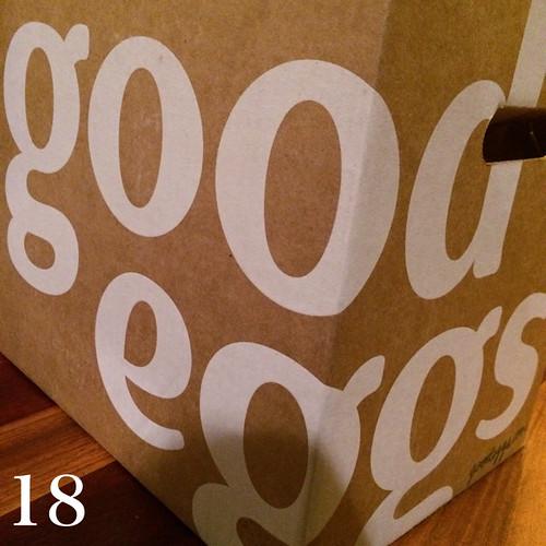 Goodeggs box