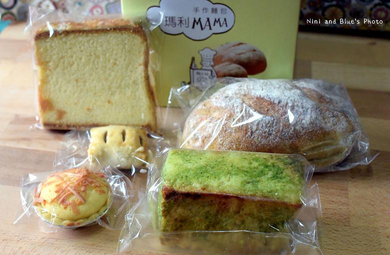瑪利mama手作麵包07