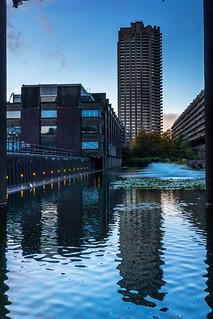 Barbican Architecture