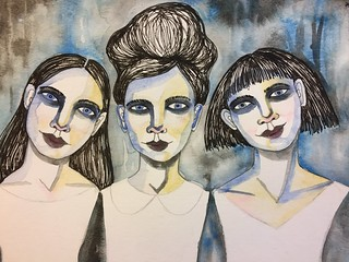 Week 43 - Three Sisters 2 | by Pict Ink