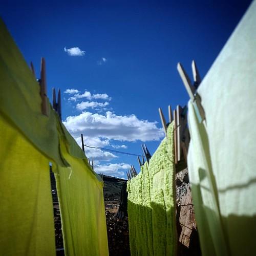 Preparándonos para el fin de semana.  Calma en la #SierraDeAlbarracín
