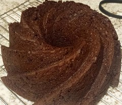 #Chocolate Dream Lovers #Cake stage 1 #Thanksgiving 😁🍫🍰