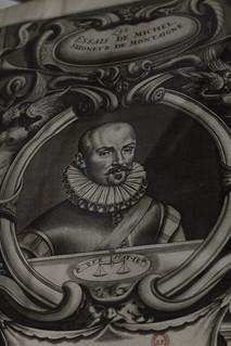 Michel de Montaigne, Les Essais, Pierre Rocolet, 1952 - Exposition Blaise Pascal à la Bibliothèque nationale de France
