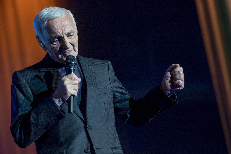 Charles Aznavour @ Lotto Arena 2016 (Nick De Baerdemaeker) 14