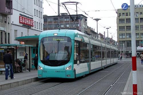 Mosconi, Federico; Mannheim, Germany - 10 Getting Around