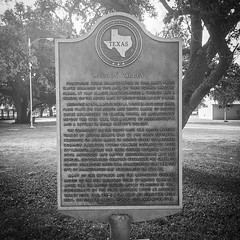 Part 2 of my #roadtrip to Lost Maples State Natural Area. One of the ubiquitous historical markers of Texas. #historicalmarker