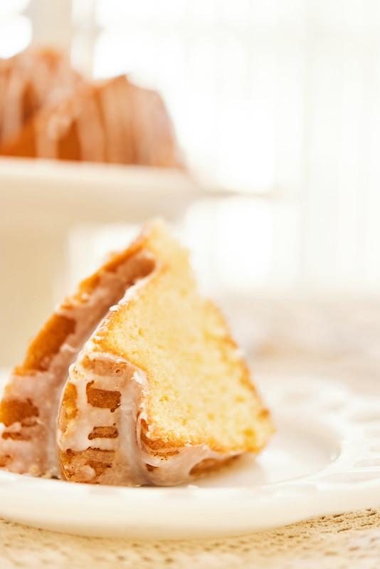 old fashioned hot milk cake #livethefairlife
