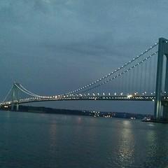 #VerrazanoNarrowsBridge #VerrazanoBridge #VerrazanoNarrows #bridge #мост